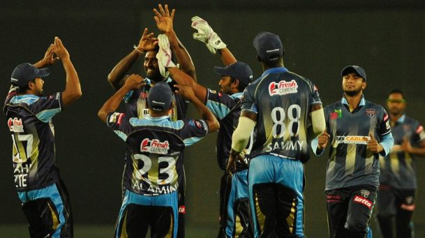 Rangpur Riders live streaming