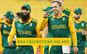 How much South African cricketers earn from salary & other contracts