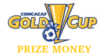 CONCACAF Gold cup Prize Money