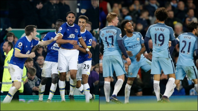 Man city - Everton