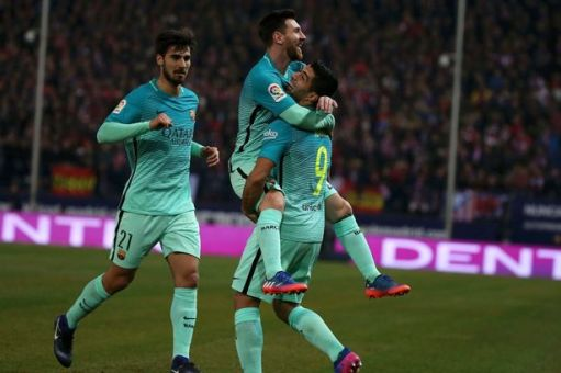 Barcelona hopeful for Copa Del Rey