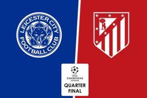 Leicester City Vs Atlético Madrid Live stream at BT Sport 2