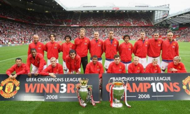 Most successful English clubs
