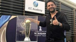 2017 ICC Champions Trophy ambassadors and their records at this tournament