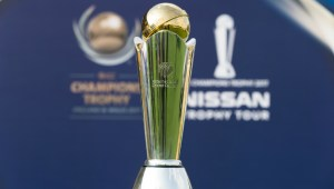 ICC Champions Trophy reaches South Africa as a part of its global tour