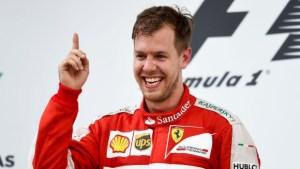 Formula 1: Sebastian Vettel won in the Bahrain GP after Hamilton penalized