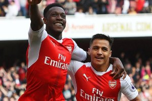 Welbeck found the net for Arsenal against his former club