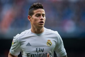 Real Madrid star James Rodriguez may be heading towards United