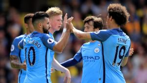 Man City, Liverpool and Arsenal to battle for Champions League spot