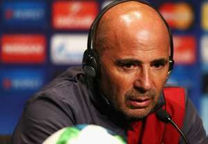 Sevilla bids Sampaoli good bye with a massive victory