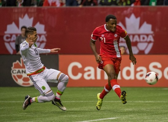 Canada in Gold cup