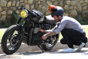 5 football players who have crush on Motorcycle [+Brands & Images]