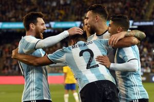Gabriel Mercado becomes the hero as Argentina beat Brazil by 1-0 at MCG
