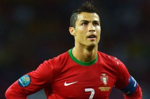 Portugal star Ronaldo joined World Cup training Camp