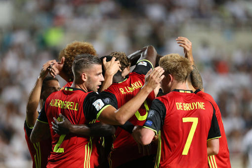 Belgium qualified for world cup