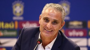 Tite is happy even after the end of Brazil nine match winning streak