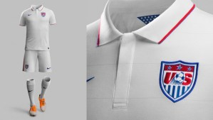 United State planning their kit for 2018 FIFA World Cup