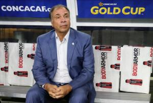 Bruce Arena dropped down from the post to eliminate from World cup