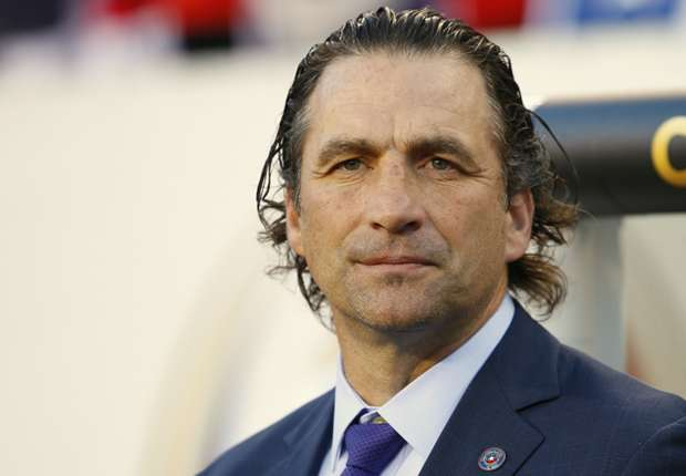 Chile coach Pizzi