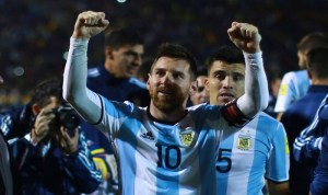After terminating all fear Argentina reached Russia World Cup