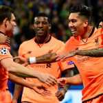 Liverpool makes their new away goal record in European competition