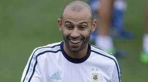 Argentina defender Mascherano announced retirement after World Cup