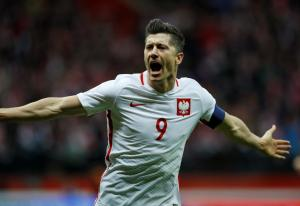 Poland secured World Cup tickets by defeating Montenegro