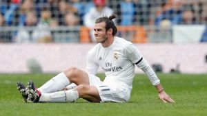 Real Madrid forward Gareth Bale suffers another injury