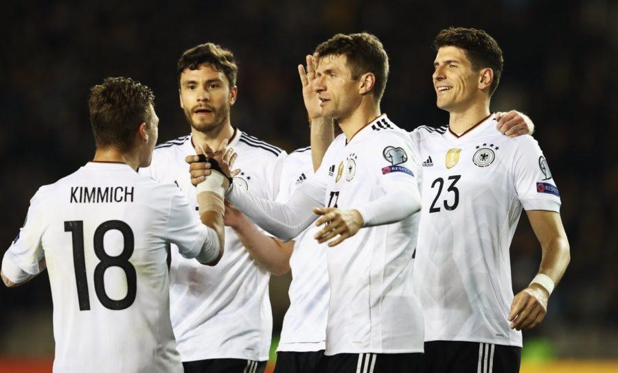 Germany team squad