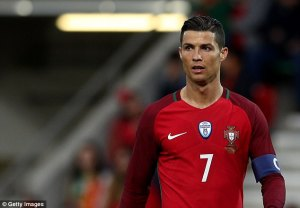 CR7 kicked out from the Portugal 24-man squad