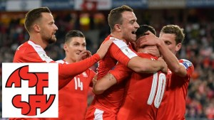 Switzerland Vs Greece [Friendly International]: 23 March, 2018