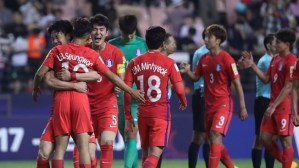 Korea Republic Vs Poland [Friendly Football]: 27 March, 2018