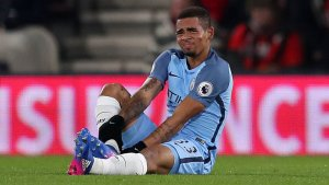 Gabriel Jesus injury a big thought for Brazil