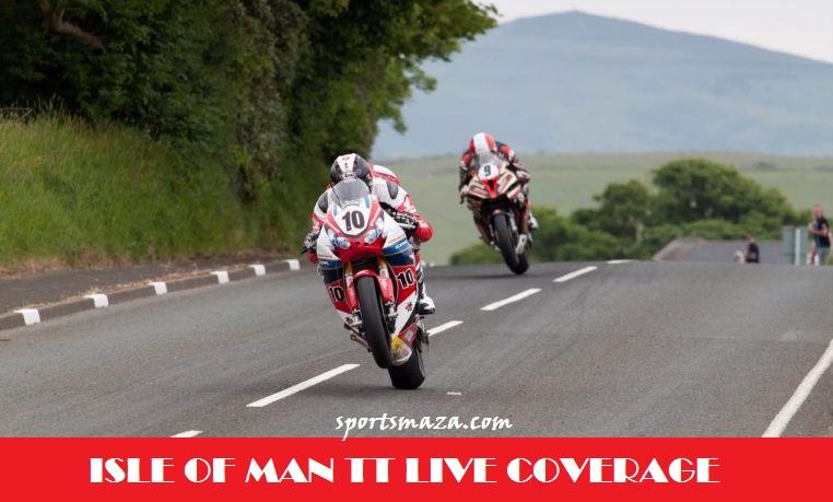 Isle of Man TT 2018 Live stream