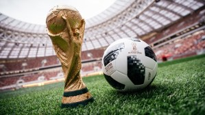 Russia decided to use Pakistan-made football in FIFA World Cup 2018