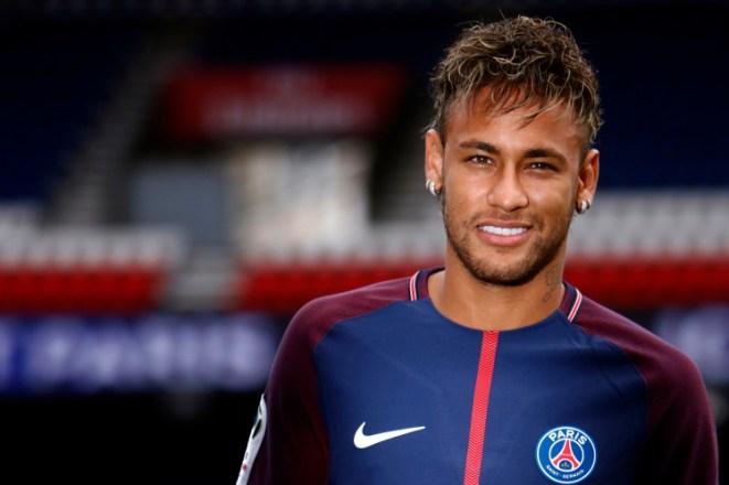 Neymar in PSG