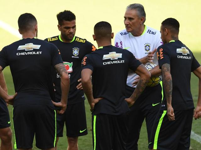 Brazil in world cup 2018