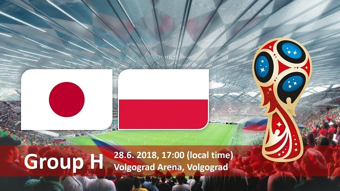 Japan Vs Poland in World Cup 2018