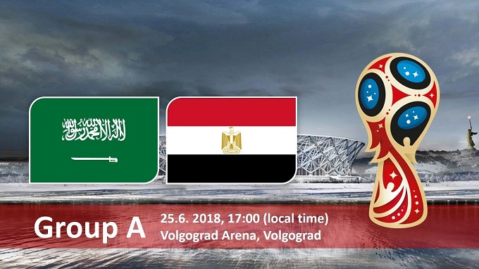 Saudi Arabia Vs Egypt World cup 2018
