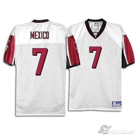 Michael Vick? Nope thats Ron Mexico