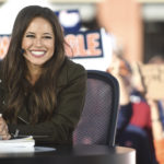 Kaylee Hartung set to join SEC Primetime Football Game as a sideline reporter.