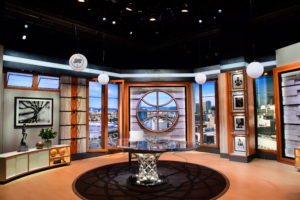Los Angeles, CA - October 26, 2016 - LAPC:  The set of The Jump (Photo by Scott Clarke / ESPN Images)