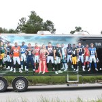 """SUNDAY NIGHT FOOTBALL"" BUS RETURNS TO THE LONE STAR STATE FOR EAGLES-COWBOYS"