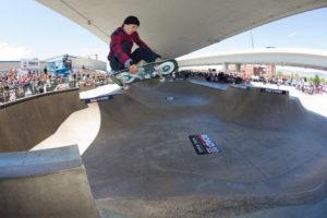 Dalton Beeson, Men's Skateboard Park
