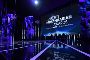 The Sports Humanitarian Awards