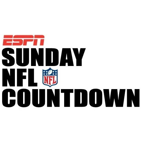 Sunday NFL Countdown logo
