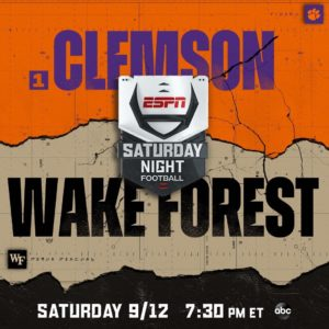 College Football Week 2: ABC's Saturday Night Football ...