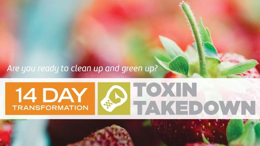 Toxin Takedown 14 Day Transformation!
