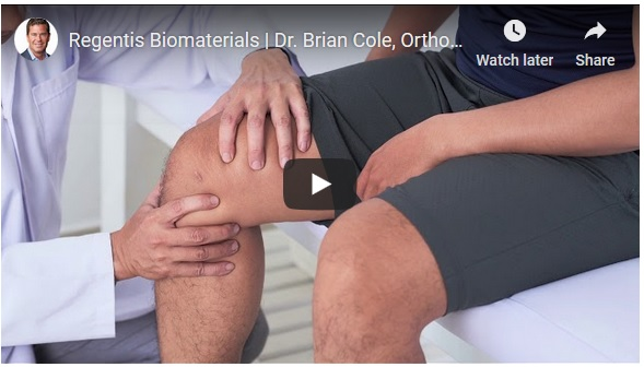 Research on GelrinC for the treatment of Articular Cartilage Defects in the Knee