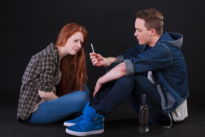 Marijuana Use Could Be Worse for Cognitive Development in Adolescents Than Alcohol